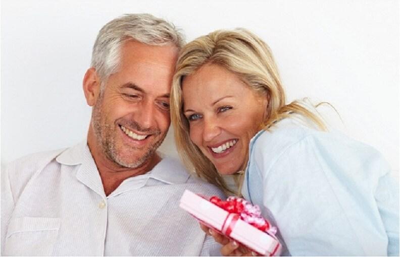 Разница в возрасте между мужчиной и женщиной