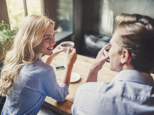 Особенности общения на первых свиданиях
